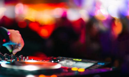 Platine DJ Night Classe Evenement